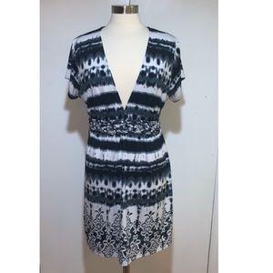 Dotti Dress Black & White